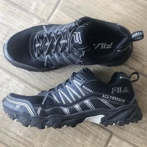Mens Fila Tractile Trail Running 9